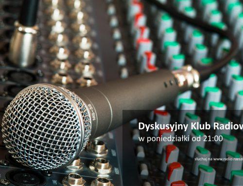 """Dr Michał Hadała gościem Adama Głaczyńskiego w audycji """"Dyskusyjny Klub Radiowy"""" – Polskie Radio Rzeszów"""
